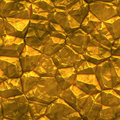 Faceted ore deposits Stock Images