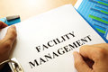 Facility Management. Royalty Free Stock Photo