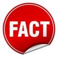fact sticker