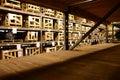 The Factory Warehouse Royalty Free Stock Photo