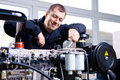 Factory worker 2 Royalty Free Stock Photos