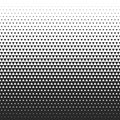 Fade gradient pattern. Vector grade seamless background.