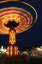 Fair Ride Royalty Free Stock Photography