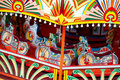 Fairground ride Stock Images