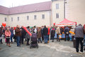Fairs of christmas beskydy museum in frýdek místek an organization organizes sunday december to p m hours traditional fair at Royalty Free Stock Photography
