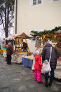 Fairs of christmas beskydy museum in frýdek místek an organization organizes sunday december to p m hours traditional fair at Royalty Free Stock Images