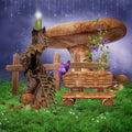 Fairy candle lantern