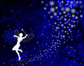 Fairy dust Royalty Free Stock Photos