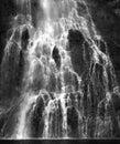 Fairy falls - yellowstone np