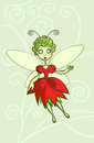 Fairy lady Royalty Free Stock Photo