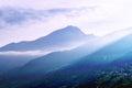 Fairy Mountain Landscape