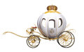 Fairy tale royal carriage Royalty Free Stock Photo
