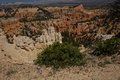 Fairyland Canyon Overlook M Royalty Free Stock Photo