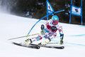 Faivre mathieu val badia italy december fra competing in the audi fis alpine skiing world cup men's giant slalom on the gran Stock Image
