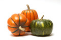 Fake Pumpkins Stock Images