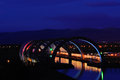 Falkirk Wheel Royalty Free Stock Photo