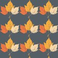 Fall background Stock Image