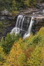 Fall at Blackwater Falls Royalty Free Stock Photo