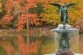 Fall Colors At Bethesda Founta...