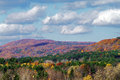 Fall Colours in Lee, Mass Royalty Free Stock Images