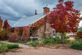 Fall home themes interesting for houses Royalty Free Stock Photos