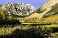 Fall, North Lake , near Bishop, California Royalty Free Stock Photo