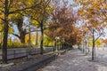 Fall in Ottawa Royalty Free Stock Photo