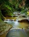 Fall Stream Royalty Free Stock Photo
