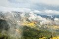 Fall in Utah Royalty Free Stock Photos