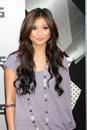 The fallen brenda song arriving at transformers revenge of premiere at mann s village theater in westwood ca on june Stock Image