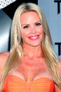 The fallen gena lee nolin arriving at transformers revenge of premiere at mann s village theater in westwood ca on june Royalty Free Stock Image