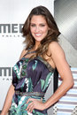 The fallen jill wagner arriving at transformers revenge of premiere at mann s village theater in westwood ca on june Stock Photo