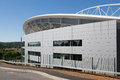 FALMER, SUSSEX/UK - JUNE 3 : Brighton & Hove Albion Football Club new stadium at Falmer Sussex on June 3, 2011 Royalty Free Stock Photo