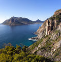 False Bay Panorama Stock Image