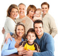 Family Royalty Free Stock Photos