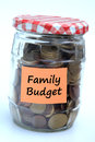 Family budget Royalty Free Stock Photo