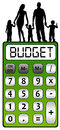 Family budget Royalty Free Stock Photo