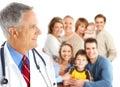 Familia médico