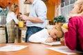 Rodina život dělat