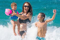 Family Summer Sea Fun Water Sp...