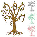 Family Tree Royalty Free Stock Photography