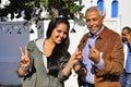 Family who voted, Tunisia