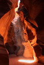 The Famous Antelope Canyon In Arizona, US.