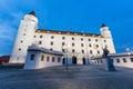 Famous Bratislava Castle