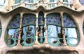 Famous casa batllo building barcelona spain november building was designed antoni gaudi Stock Photos