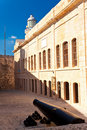 The famous castle of El Morro, an icon of Havana Stock Image