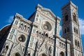 Famous cathedral in Italy Royalty Free Stock Images