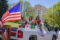 The famous Cinco de Mayo Parade
