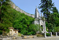 Famous dryanovo st archangel michael monastery in bulgaria Royalty Free Stock Photo