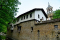 Famous dryanovo st archangel michael monastery in bulgaria Royalty Free Stock Photography